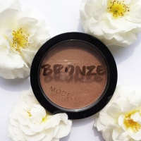 MODELco BRONZE SHIMMER Bronzing Powder - REVIEW