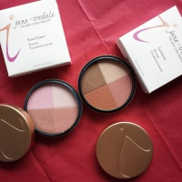 Jane Iredale Quad Bronzer Swatch + Review