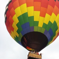 The Great Galena Balloon Race
