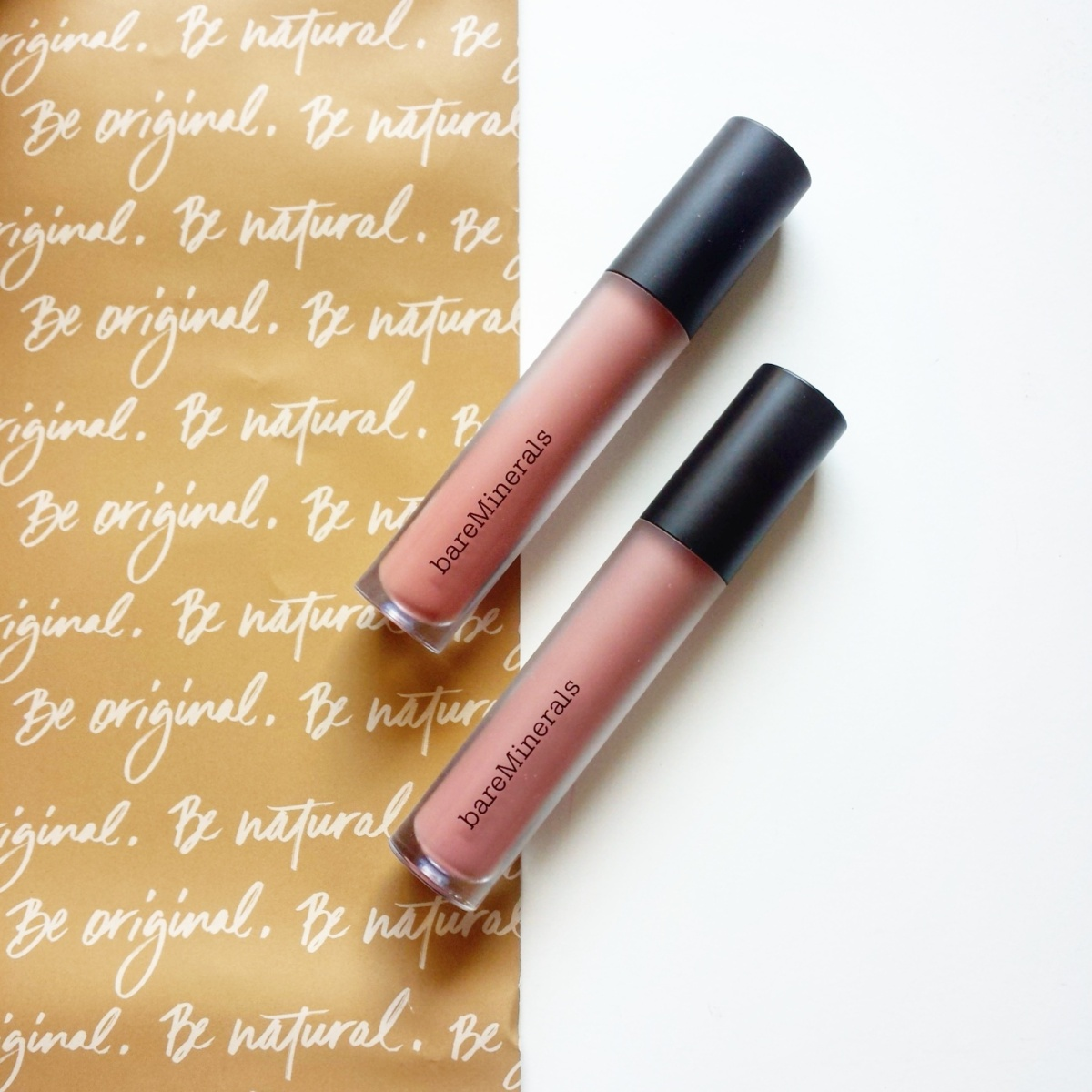 bareMinerals GEN NUDE Matte Liquid Lipcolor mini review