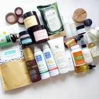 Natural & Organic Beauty HAUL