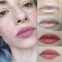 ZAO ORGANIC Lipstick Swatches