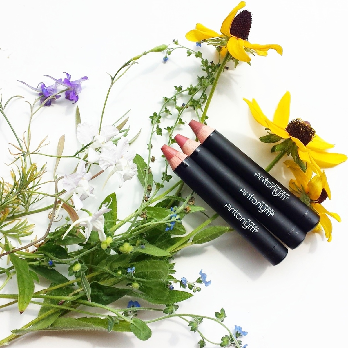 Antonym Certified Natural Lipstick Pencils HAUL