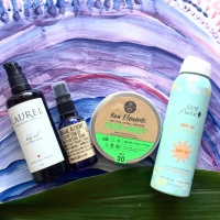 ALL NATURAL & ORGANIC SUNSCREEN Haul (+Plastic FREE)
