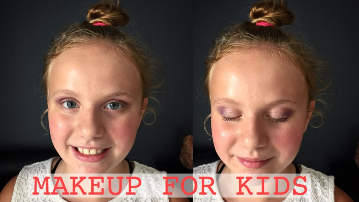 HOW TO SKINCARE & MAKEUP FOR KIDS / TEENS