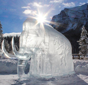 Activities+for+non-skiers+and+snowboarders+in+Banff+in+winter+-+Ice+Magic+Festival+Lake+Louise+Banff+National+Park