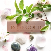 100%Pure ROSE GOLD Palette REVIEW &🌟🌟🌟GIVEAWAY🌟🌟🌟