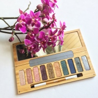 ZAO Eyeshadow Palette Clin D'oeil No.2 Swatches & Review