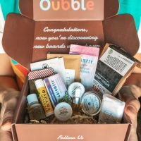 OUBBLE subscription box November
