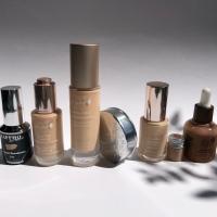 NON-TOXIC Foundations Haul (green beauty / zero waste )